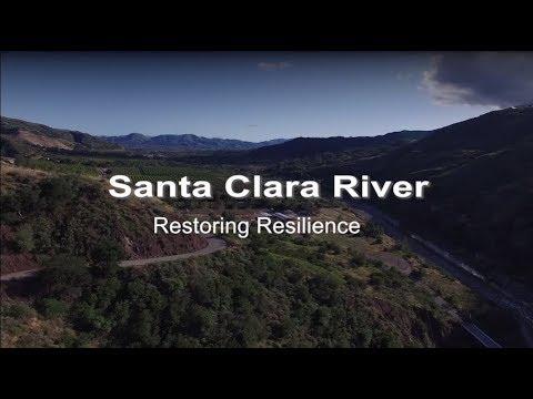 Santa Clara River - Restoring Resilience