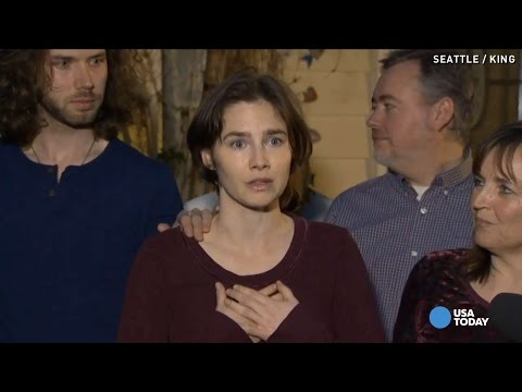 Italy High Court overturns Amanda Knox and Sollecito convictions - Not Guilty