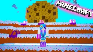 Cookieswirlc Plays Minecraft Candy Sugar Land Gaming Cake World Giant Cookie Building thumbnail