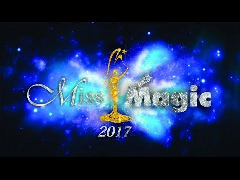 Miss Magic 2017 Grand Coronation Night