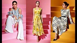 Kareena Kapoor Hot In Anita Dongre New Summer 2018 Collection