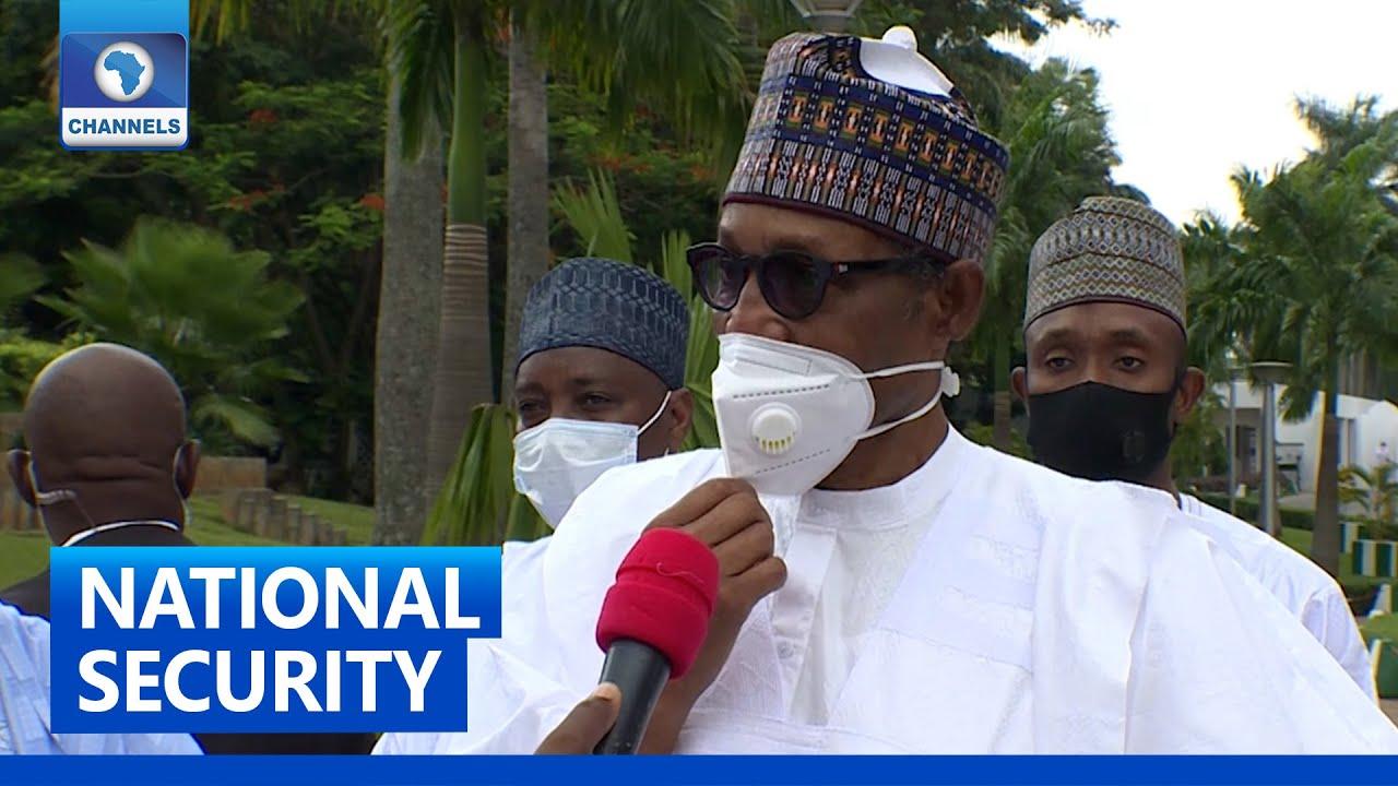 Download Buhari Pledges Action Against Bandits