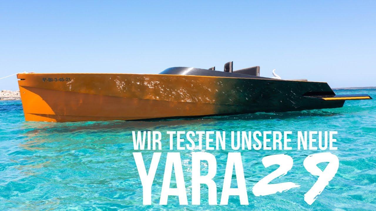 SEABOB EXTREM Test - Unsere neue YARA29 - Johannes Haller