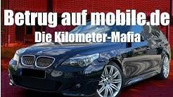 """Betrug auf mobile.de - Wie die """"Kilometer-Mafia"""" in Deutschland arbeitet"""