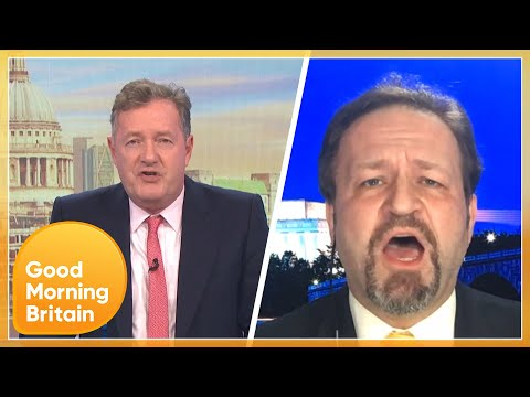 Piers Clashes with