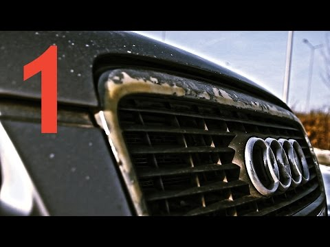 Ауди А6 за 400 000 рублей. Премиум спустя 12 лет! Audi A6 C6