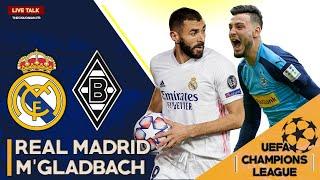 Télécharge onefootball : http://tinyurl.com/y3a2g2jsen direct ( sans images ) le match real madrid - borussia mönchengladbach dans cadre de la j 6 l...