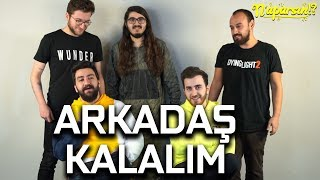 """SEVDİĞİN KIZ """"ARKADAŞ KALALIM"""" DEDİ! // NAPARSIN?! (Konuk: Efe Uygaç)"""