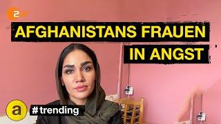 Auf der Todesliste der Taliban: Wie afghanische Frauen sich auflehnen   #trending