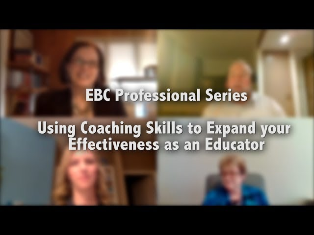 Using Coaching Skills to Expand your Effectiveness as an Educator | Fielding Graduate University