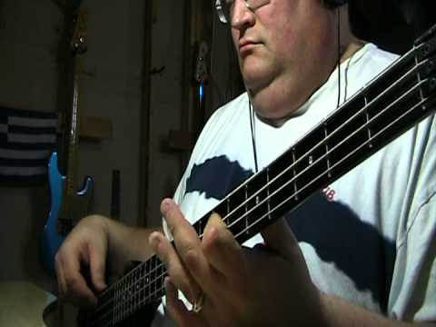 Big Country In A Big Country Bass Cover