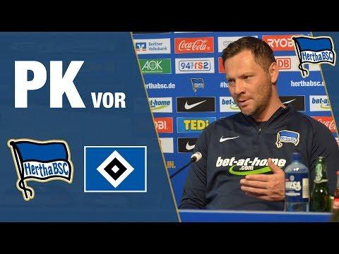 PK VOR HAMBURG - Dardai - Preetz - Hertha BSC - Berlin - 2018 #hahohe