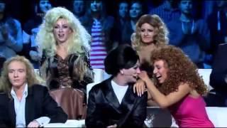 Twoja Twarz Brzmi Znajomo 3 - Odcinek 2 - Mateusz Matti Jakubiec jako Agnieszka Chylińska