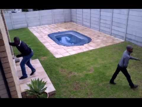 House Break-in, Brackenfell, South Africa - Cam 2
