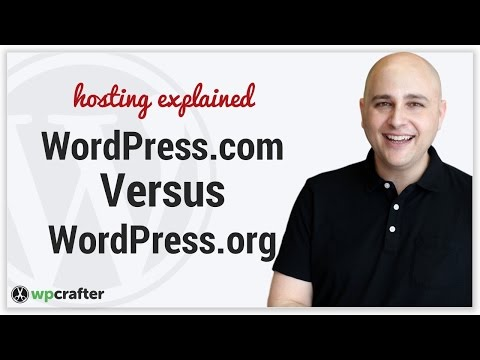 WordPress.com Hosting Explained – Reasons why you don't want to use them to host WordPress websites
