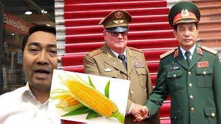 Đến Hà Nội, Thượng tướng xin ngô – Gặp Cu Ba, VN chỉ cách