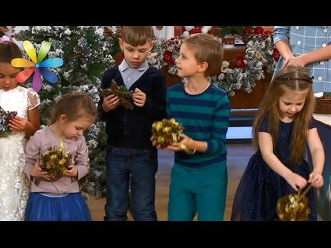 Видео Эксклюзивные небьющиеся новогодние игрушки   Все буде добре. Выпуск 933 от 19.12.16