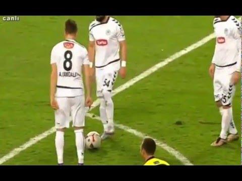 Beşiktaş : 1 - Torku Konyaspor : 2  Türkiye Kupası Maç Özeti Goller 10 Şubat 2016