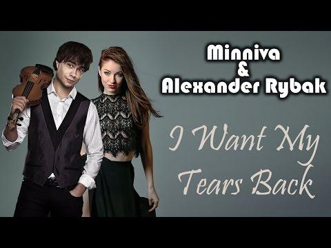 Nightwish - I Want My Tears Back ( Alexander Rybak & Minniva ) Cover Collab Metal