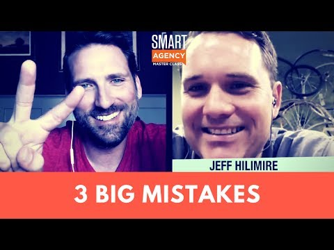 3 Big Mistakes a 20 Year Veteran Agency Owner Made That You Don't Have To