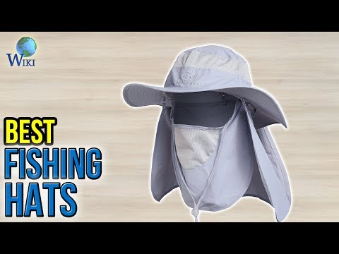 10 Best Fishing Hats 2017