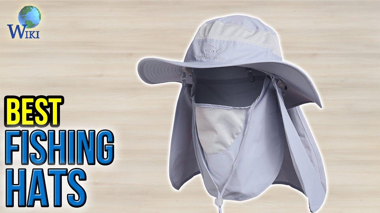 9ea69fdd52809a 10 Best Fishing Hats 2017 - YouTube