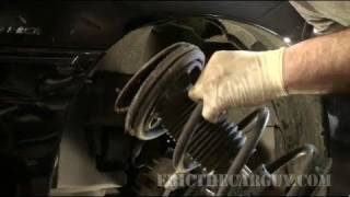 How To Replace Front Struts, 1999 Pontiac Grand Am (Full) - Ericthecarguy