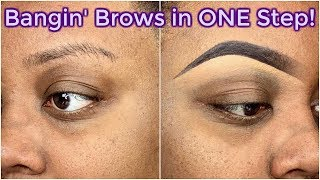 If you STRUGGLE with Eyebrows, watch this tutorial....
