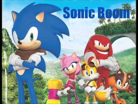 Sonic Boom Song - YouTube