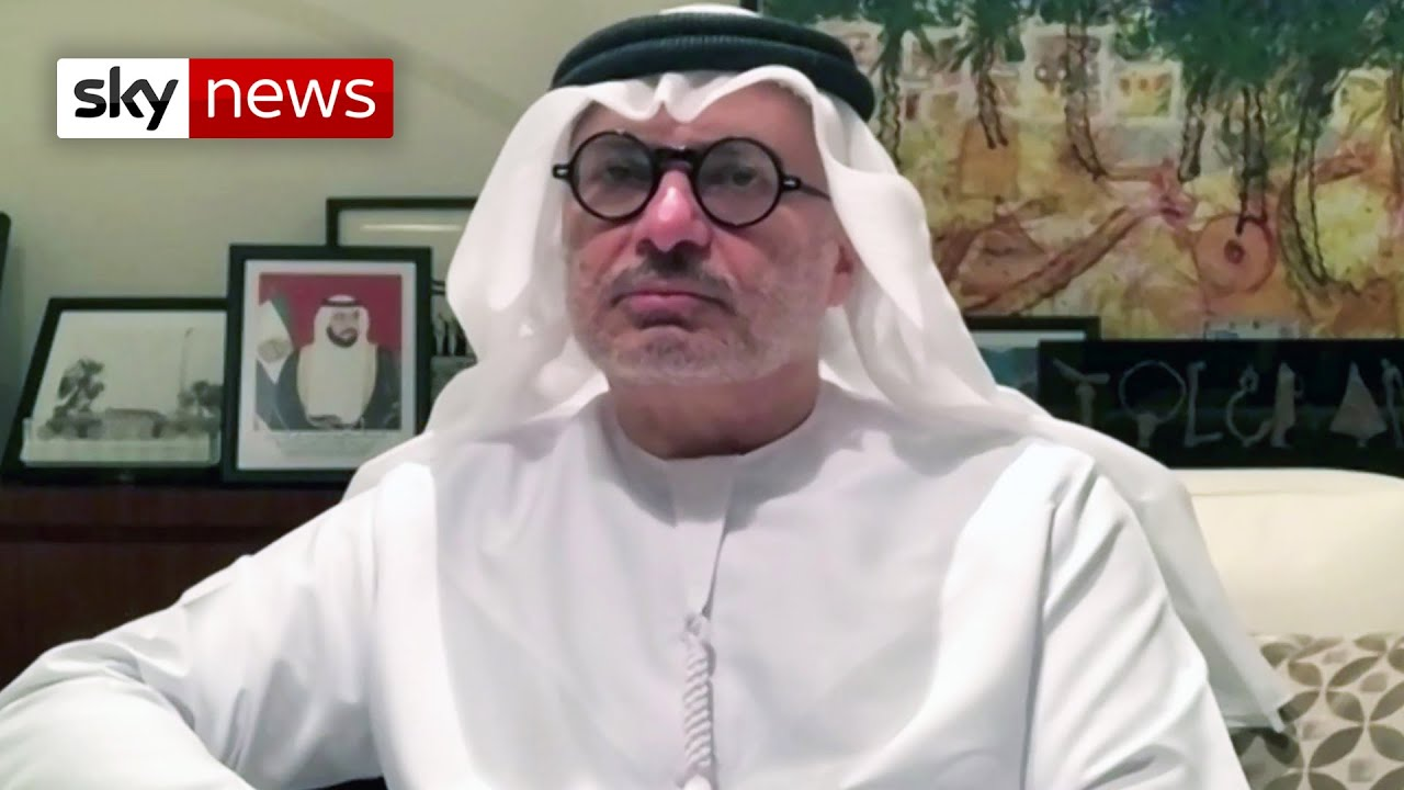 UAE Minister: Accord will defuse a looming threat to the two-state solution