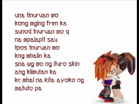 TAGALOG LOVE QUOTES Mayann Munch YouTube Beauteous Ldr Love Quotes With Pics Tagalog