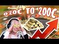 DE 0.20ct A 200€ EN 10MIN ! (Casino en ligne)