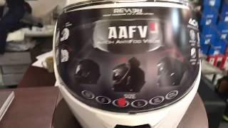 [ВЭкипе] Шлем - модуляр AIROH REV