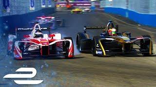 Top 20 Overtakes Compilation - Formula E Season 3