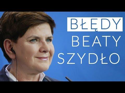 MOWA CIAŁA - Beata Szydło