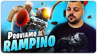 NUOVO RAMPINO E SUPER JOKER - FORTNITE ITA