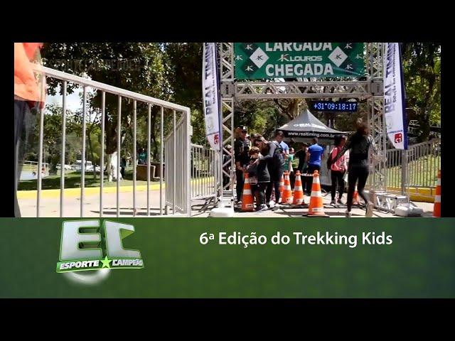 6ª Edição doTrekking Kids