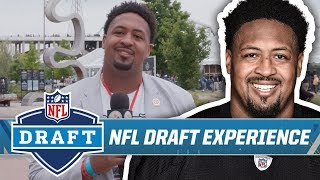 Ramon Foster goes behind the scenes at the 2019 NFL Draft   Pittsburgh Steelers