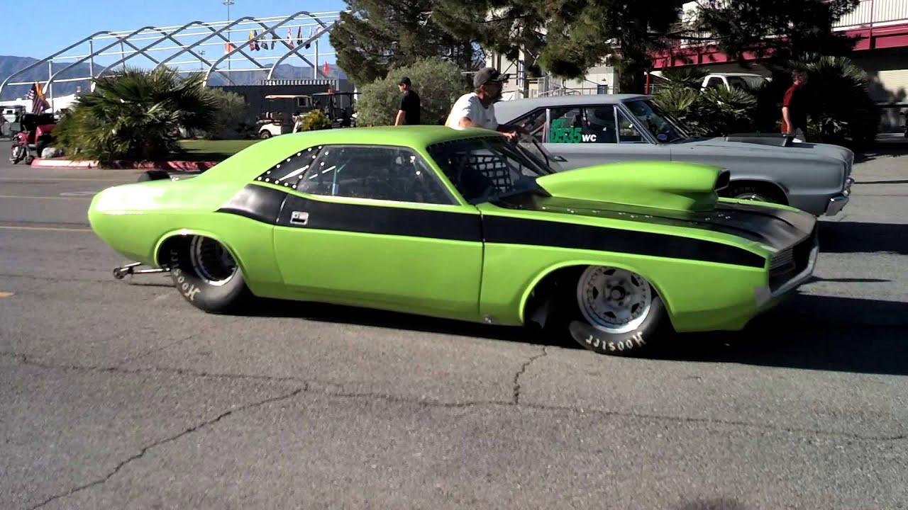the Mopars strip on