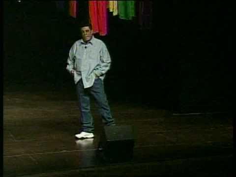 Trinidad Comedian Peter Joseph