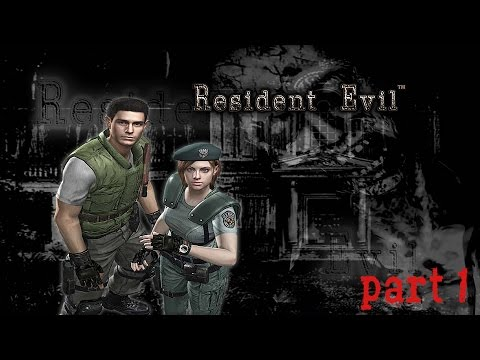 I'M SO EXCITED (Resident Evil Remake Part 1)