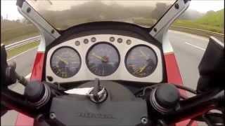 Honda CBX750 - Estágio-02, para Welington, by Serrano Racing!