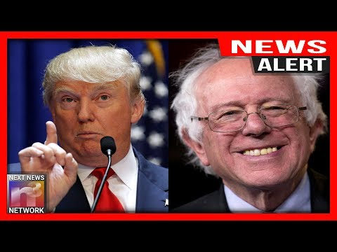 ALERT: Crazy Bernie Just Put WORDS In Every American's Mouth That We NEVER SAID