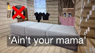 'Ain't your mama'Jennifer Lopez-minecraft music video
