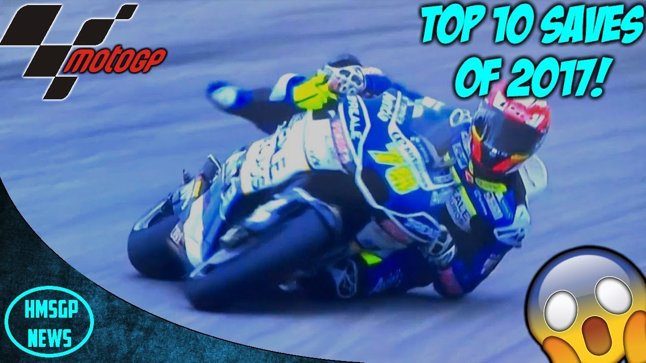 Download MotoGP 2017: Top 10 Saves Of The Year!