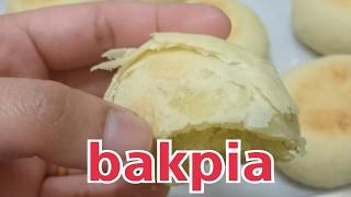 Bakpia kacang Hijau bahan A : 150 gr tepung terigu protein sedang 75 gr air 50 gr butter/margarine 20 gr gula pasir Bahan B : 100 gr tepung protein rendah 50...