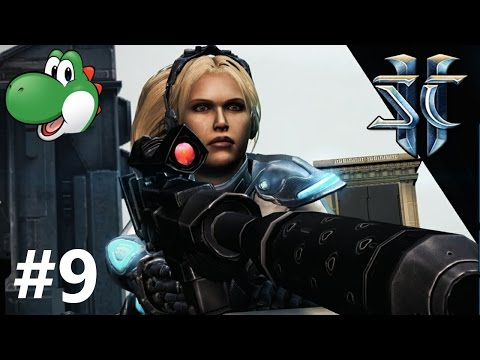 End Game Brutal Walkthrough & Credits - Starcraft 2: Nova Covert Ops #9