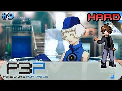 Pierwsza Randka z Elizabeth | Persona 3 Portable [HARD] #9