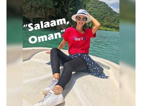 Travelling from Dubai to Oman Salalah / Vlog Mariana 2018