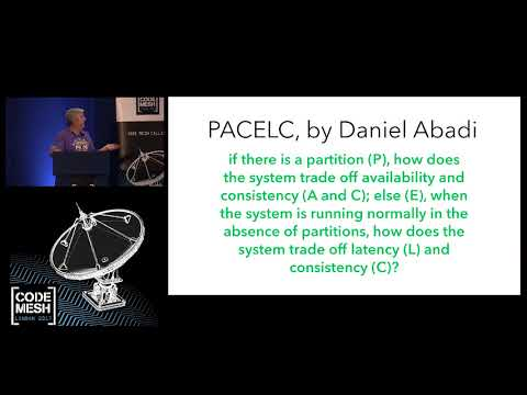 Jamie Allen - Beyond Eventual Consistency - Code Mesh 2017